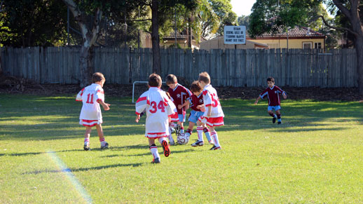Football Clinic