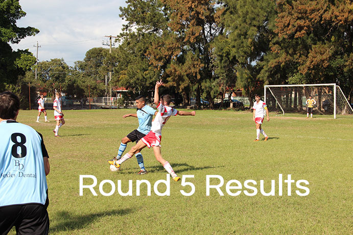 Match Report for Round 4/5