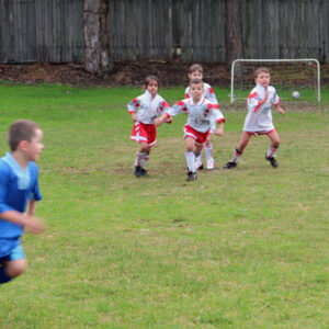 Rockdale Raiders under 6