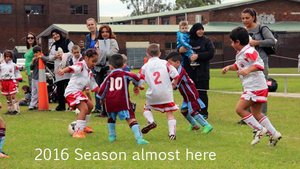 2016 Season about to start