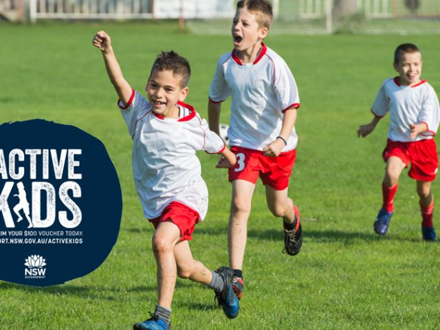Active Kids 2019 Information