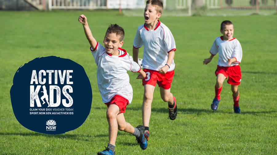 Active Kids Program 2020