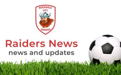 Raiders News 18th Jul